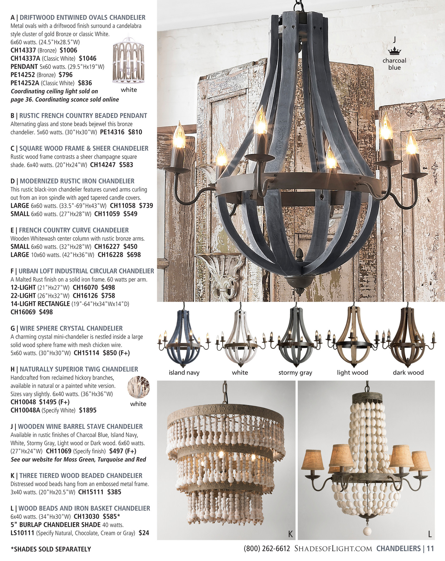 White washed wood sphere chandelier chandeliers by shades of light -  800 262 6612 Shadesoflight Com Chandeliers 11